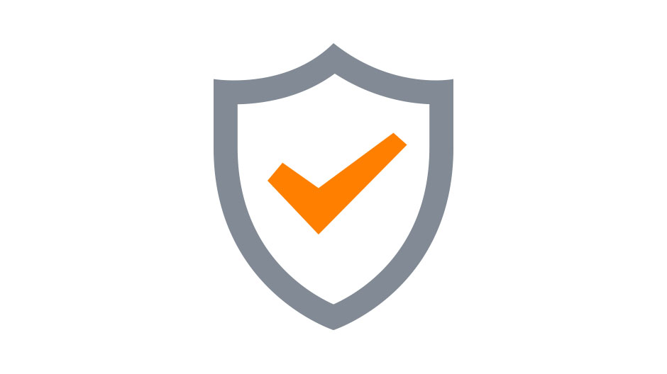 Payroll data security icon